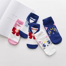 cute, Socks, sailormar, Bow
