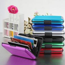 metalwallet, Fashion, Waterproof  wallet, Waterproof