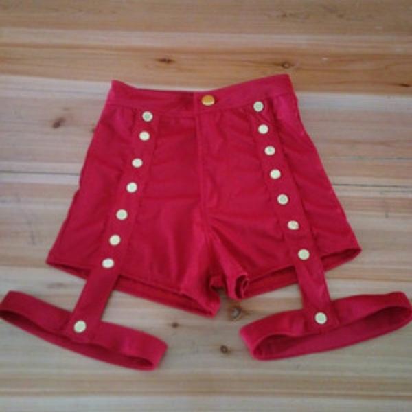 Mini, Goth, pants, womenhotpant