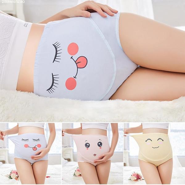 Underwear, Adjustable, high waist, pregnant