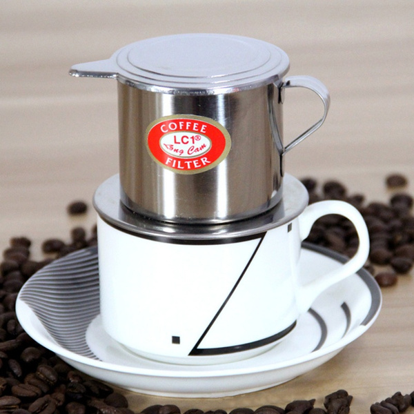 Steel, Coffee, reusablefilter, Stainless Steel
