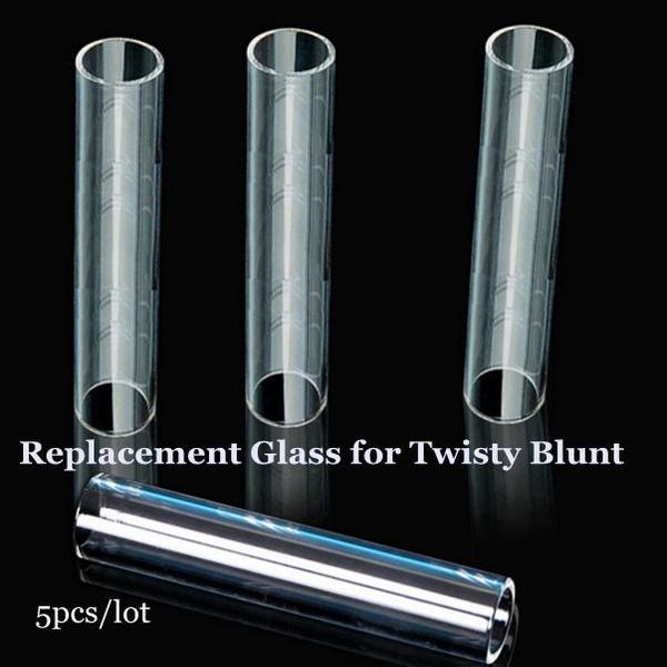 Glass, twistyglassbluntv12mini, twistyglassblunt, replacementglasstubefortwistyblunt