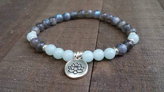 Beaded Bracelets, powerbeadsyogabracelet, Jewelry, yogabracelet