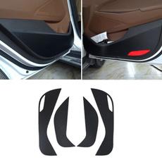 antikicksticker, carbon fiber, Car Accessories, Stickers
