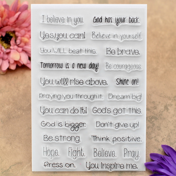 Card, word, dontgiveup, Stamps
