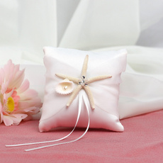 beachthemedwedding, ringpillow, wedding ring, Wedding Accessories