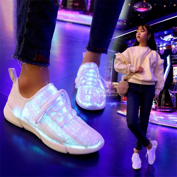 Colors 12 Modes Luminous LED Sneakers
