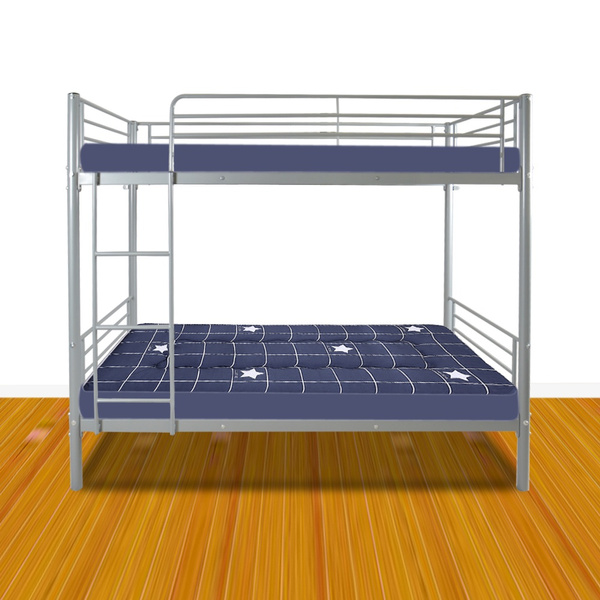 Steel, metalbed, bedroomdorm, doublebedset