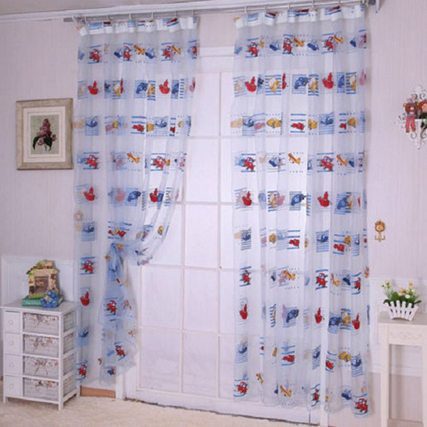 living room, Home Decor, Curtains, childrenscurtain