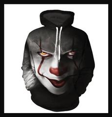 3D hoodies, pullovermen, hooded, Fashion Hoodies