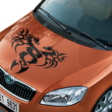 Car Sticker, Decor, carbodydecal, Stickers
