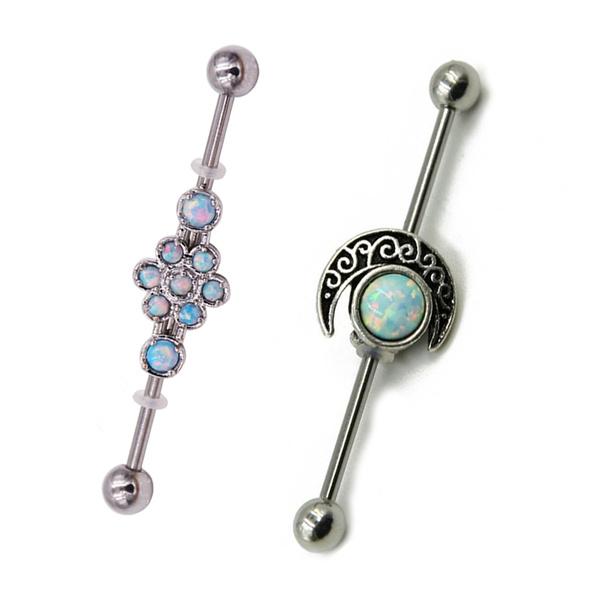 Steel, Fashion, industrialearring, Jewelry