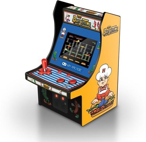 Machine, burger, arcade, myarcade