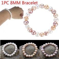Charm Bracelet, Beaded Bracelets, Fashion, Pearl Bracelet