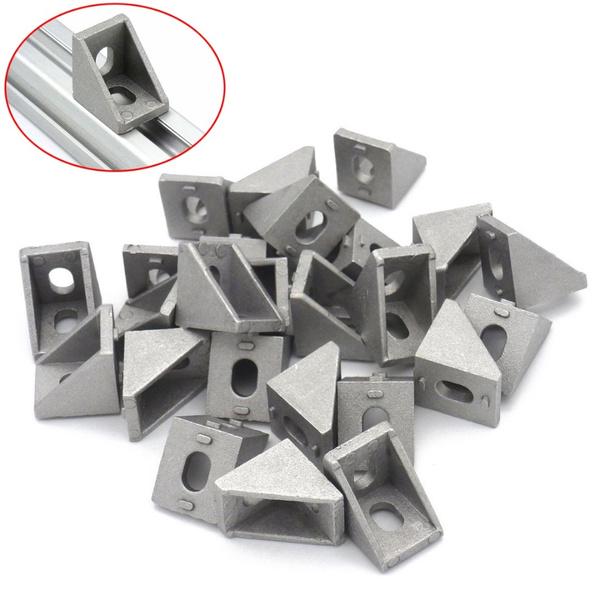 case, Antique, cornerbracket, Aluminum