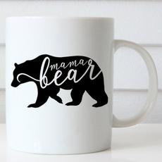 Coffee, Gifts, mamabearmugmamabearcoffeemug, Coffee Mug
