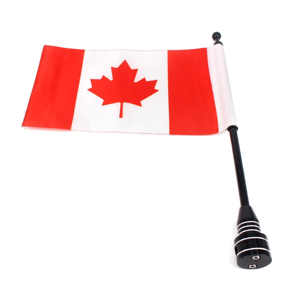 motorcycleaccessorie, Canada, motorcycleflag, motorcycleflagdecor