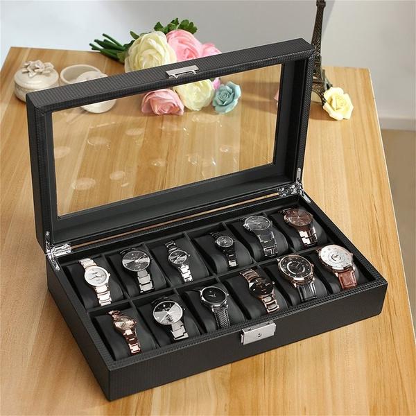 case, Box, Fiber, watchstorage