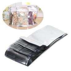 plasticbag, zipperbag, Jewelry, Aluminum