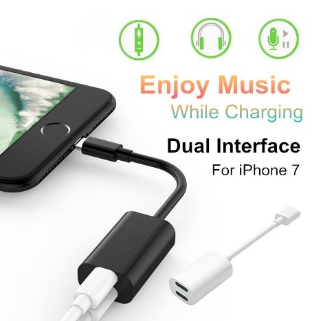 chargeur, iphone 5, musique, iphone7