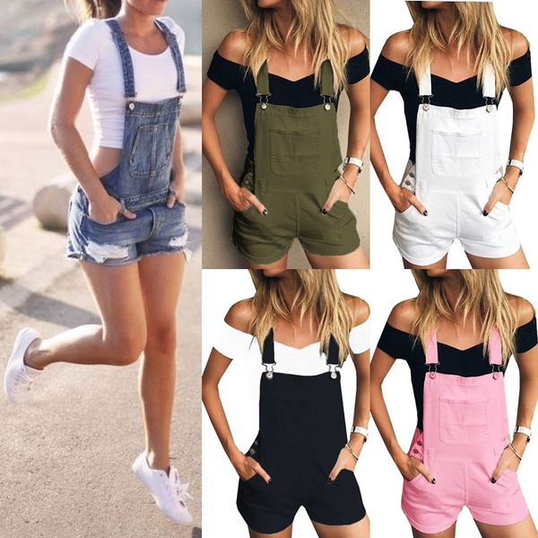 jumpsuitsjean, Shorts, Summer, Jeans