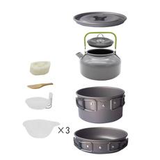 waterkettle, Picnic, camping, Pot