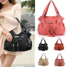 Shoulder Bags, Tassels, Fashion, Totes