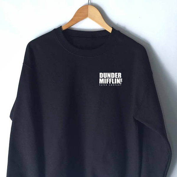 Women, Fashion, dundermifflin, pullover hoodie