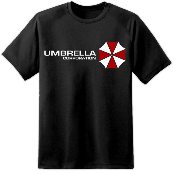 Printed T Shirts, Umbrella, Cotton T Shirt, residentevil