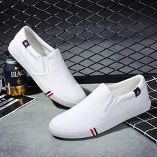 Womens Shoes, lazyshoe, leather, Couple