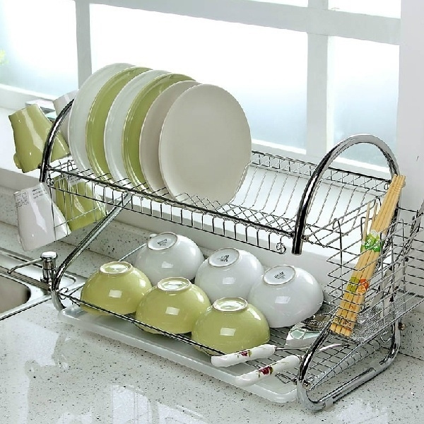 Home & Living, Shelf, Household, dishrack