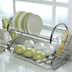 Hogar y estilo de vida, Shelf, Household, dishrack