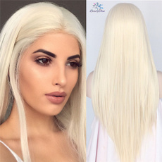 wig, Synthetic Lace Front Wigs, Fiber, fashion wig