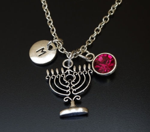 menorah, Jewelry, jewish, menorahcharm