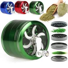 spicemill, Grass, Aluminum, tobacco
