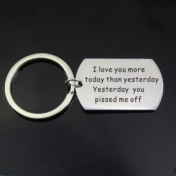 Valentines Gifts, Key Chain, boyfriendgift, Love