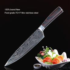 Steel, chefknife8inch, Stainless Steel, knivesamptool