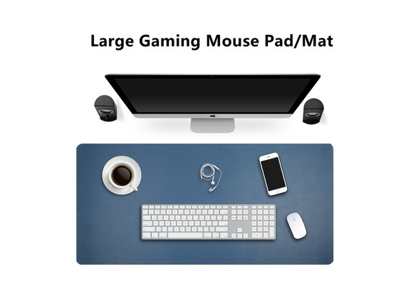 Suitable for Desktop Computer//Notebook,900x400mmx5mm Large Padded Waterproof Non-Slip Keyboard Pad Mouse Pad Austrian Alpine Style Desk Pad
