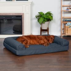 bolster, petsofa, furhavenpetproduct, Pet Bed