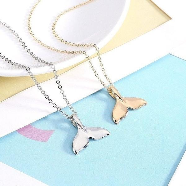 mermaidtail, Fashion, Women jewelry, whaletail