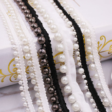 sewingknittingsupplie, lace trim, Beaded, Lace