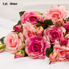 pink, latex, Decor, Flowers