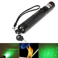 Laser, lights, Cap, Pen