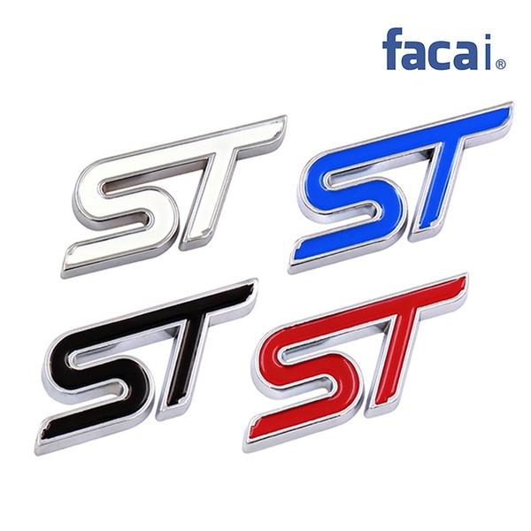 Car Sticker, fordst, chrome, caremblem