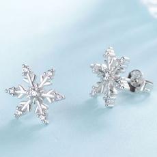 Sterling, earringsforwoman, DIAMOND, Gemstone Earrings