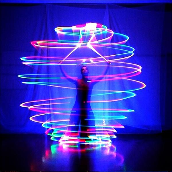 jugglingball, thrownball, led, lightshow