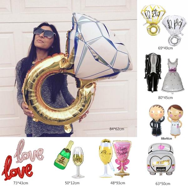 weddingmarriage, Love, Jewelry, Balloon