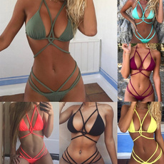bathing suit, Fashion, two piece bathing suit, Summer