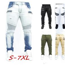 Plus Size, pants, Vintage, Denim