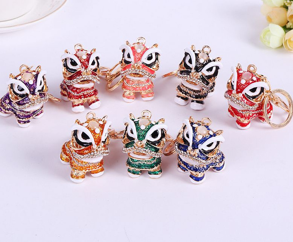 Key Chain, Colorful, Gifts, Festival